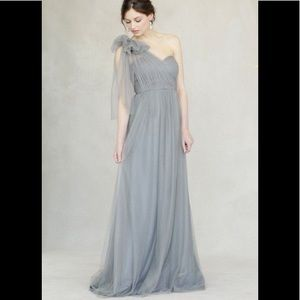 Jenny Yoo Annabelle tulle bridesmaid formal gown